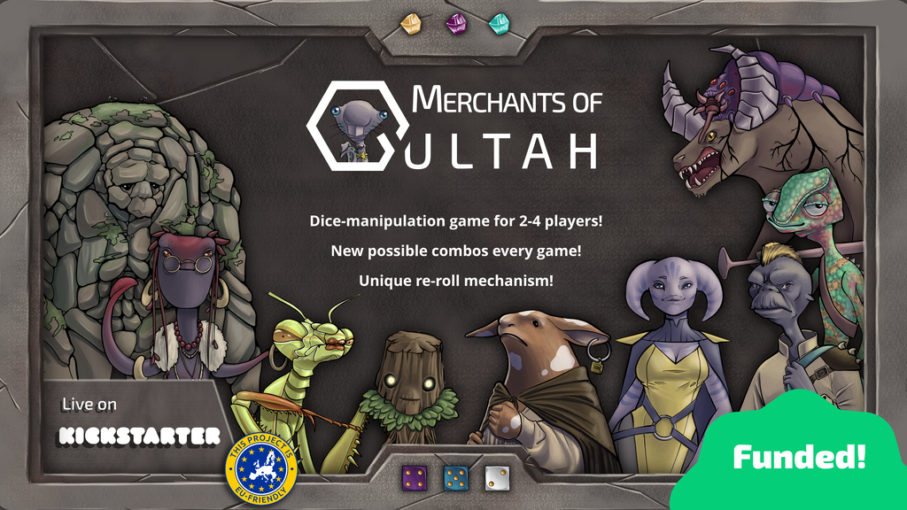 Merchants of Qultah project video thumbnail