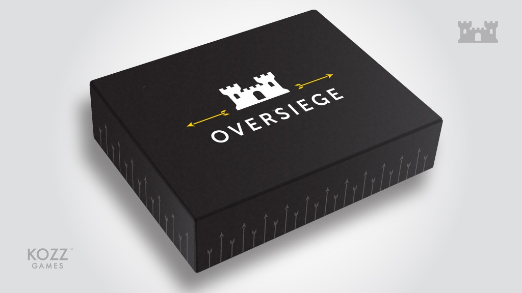 Oversiege project video thumbnail