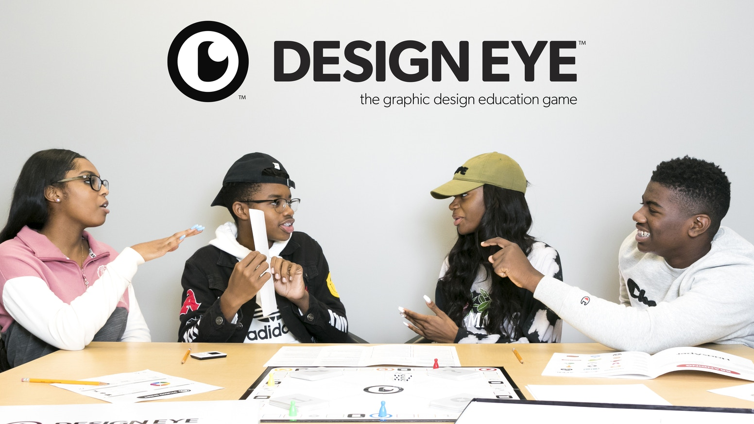 A creative game for people with great ideas.