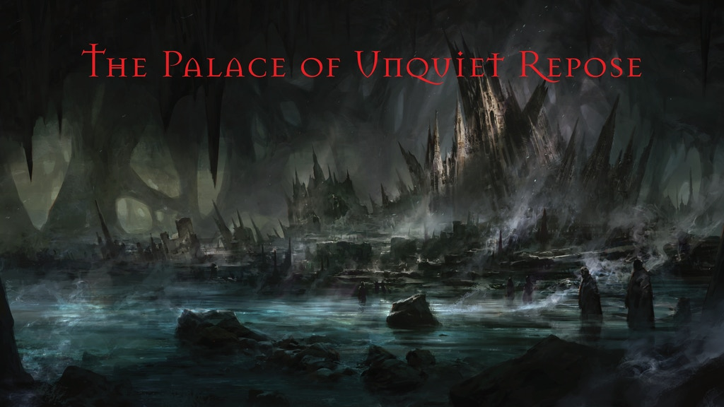 The Palace of Unquiet Repose project video thumbnail