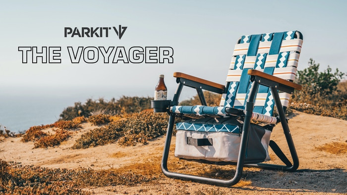 PARKIT presents Voyager: Comfort, Design  & Durability combine to ensure your outdoor chairs live up to the demands of every adventure.
