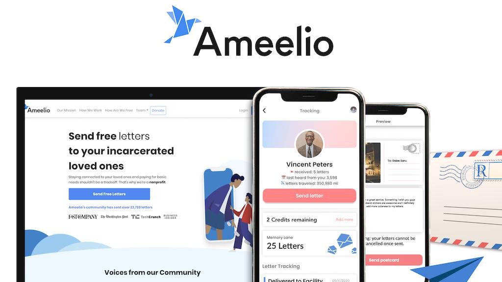 Ameelio: The Free Prison Communications Platform project video thumbnail