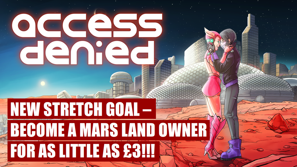 ACCESS DENIED project video thumbnail