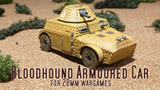 Bloodhound Armoured Car for 28mm Wargames thumbnail