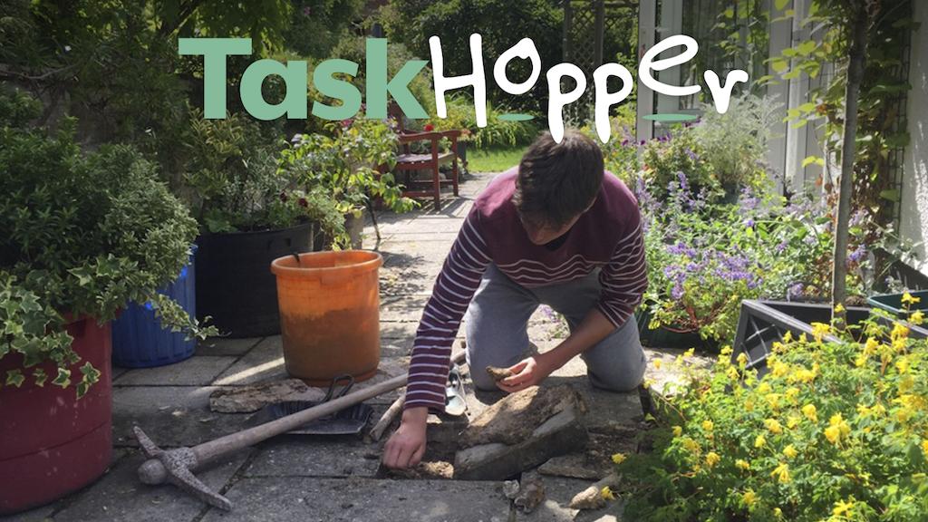 TaskHopper: Any task, any time