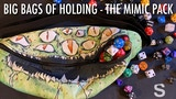 Bag of Holding - Mimic Fanny Packs for Dice and Loot. DnD thumbnail