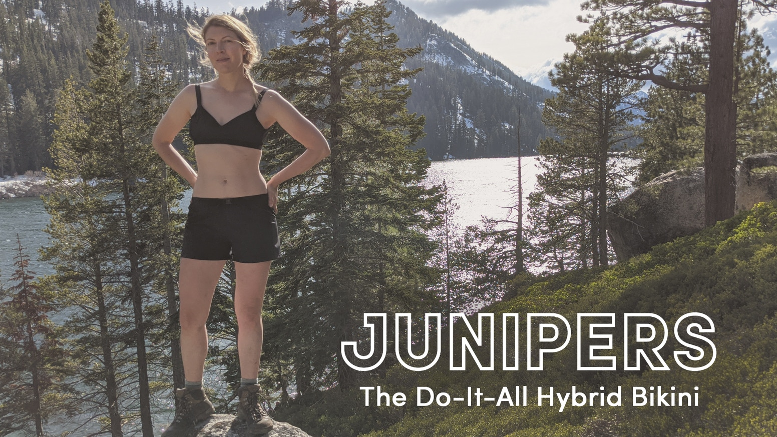 Junipers: Quick Drying, Sustainable Swimsuits
