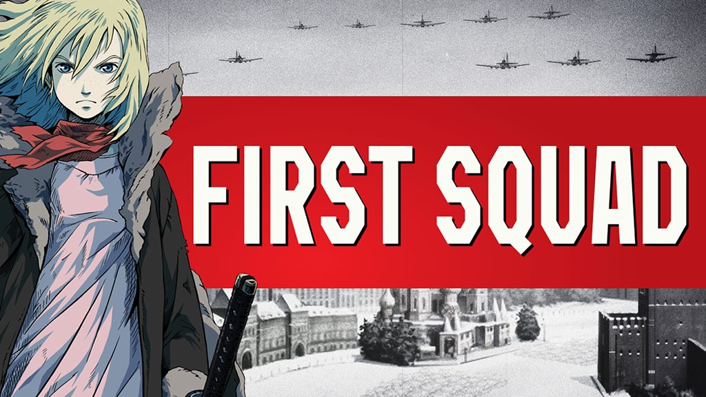 First Squad - The Moment Of Truth project video thumbnail