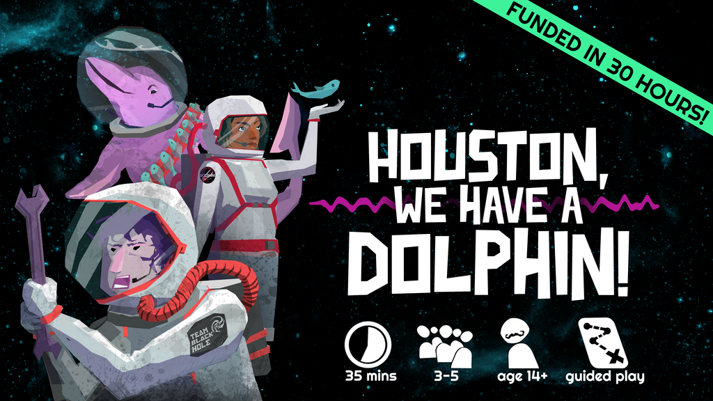 Houston, we have a Dolphin! project video thumbnail