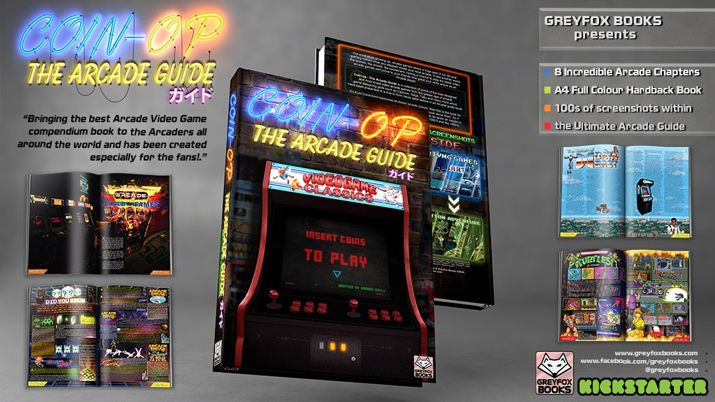 Coin-Op: The Arcade Guide project video thumbnail