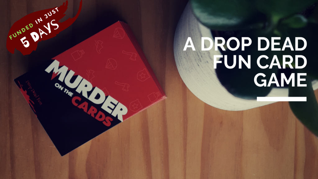 Project image for Murder on the Cards