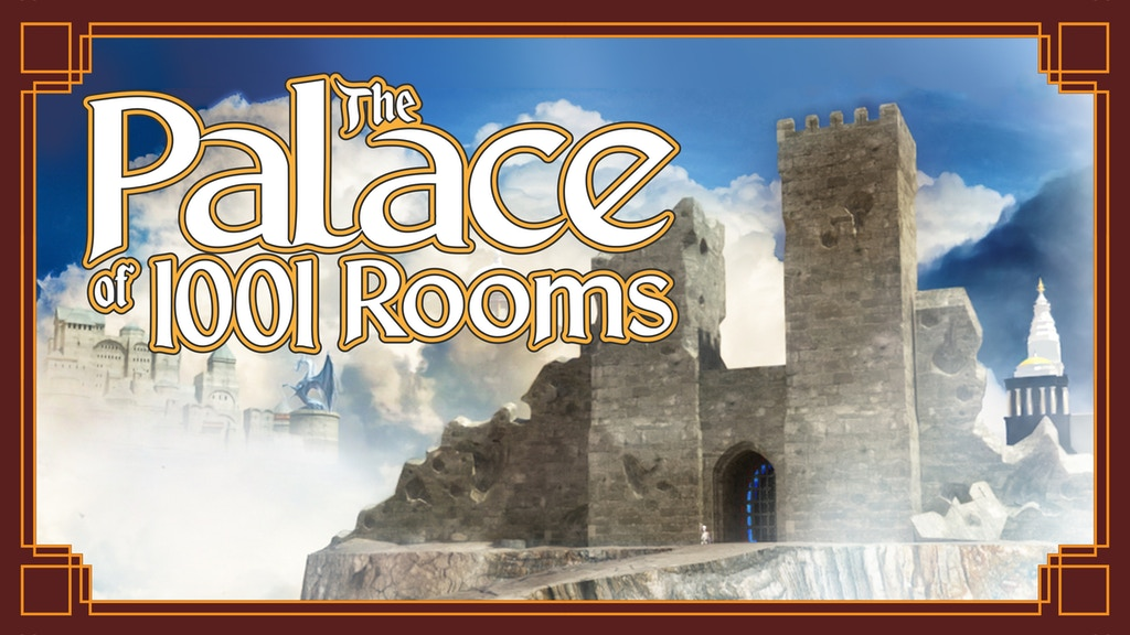 The Palace of 1001 Rooms project video thumbnail