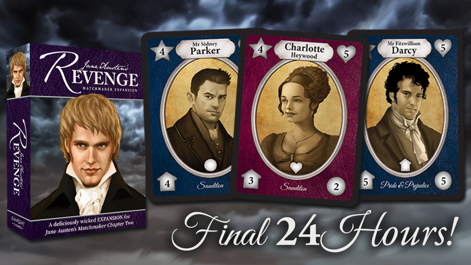 A deliciously wicked expansion for Jane Austen's Matchmaker: Chapter Two.