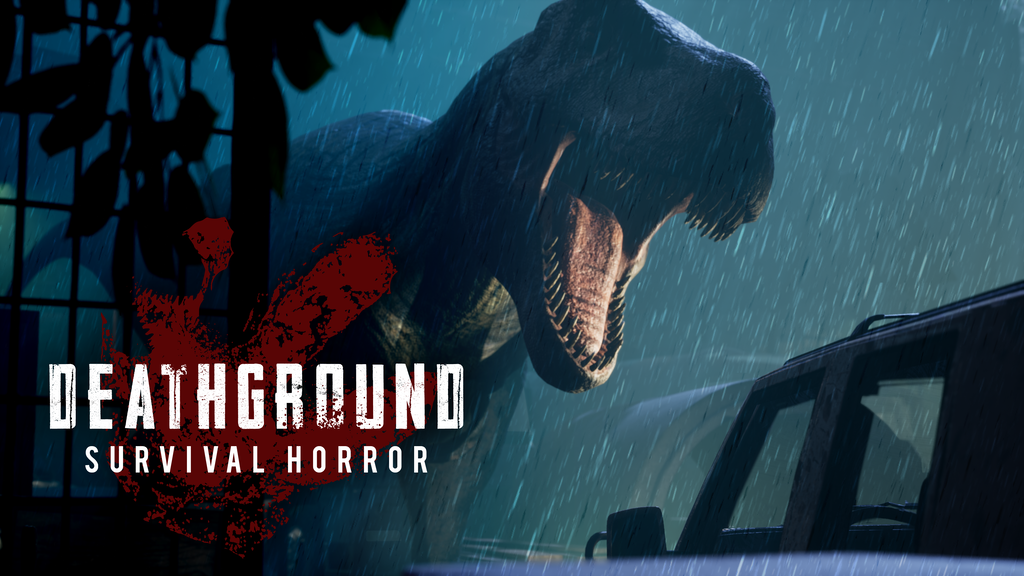 Deathground - A Dinosaur Survival Horror Game project video thumbnail