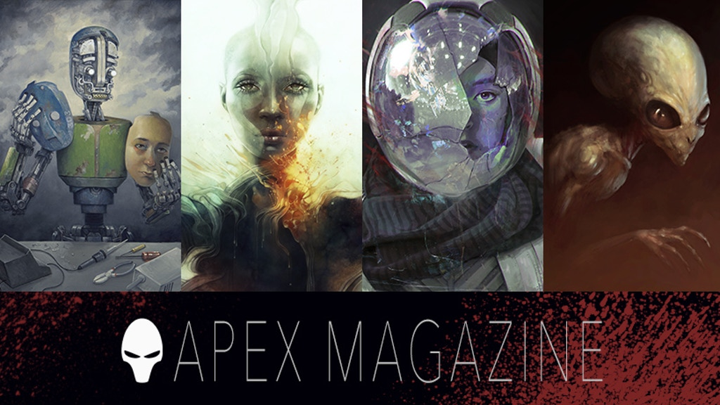 Project image for Apex Magazine 2021