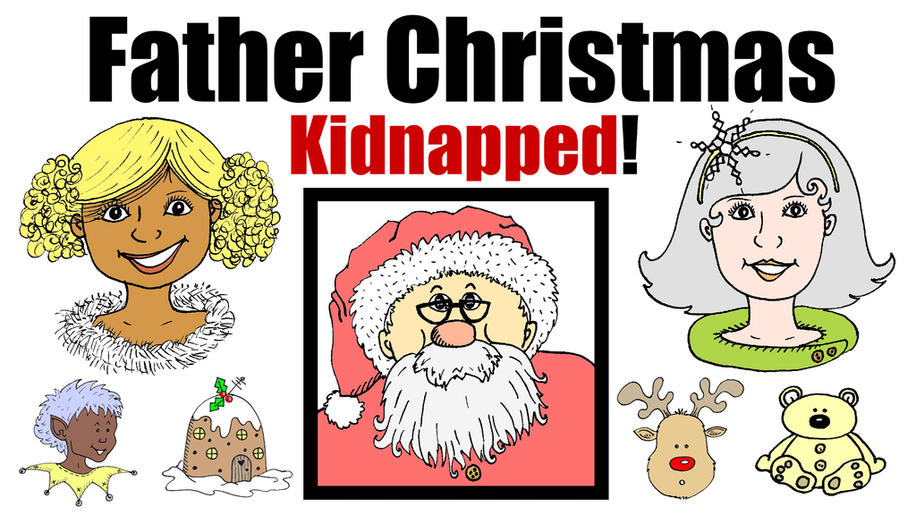 Project image for Father Christmas Kidnapped!