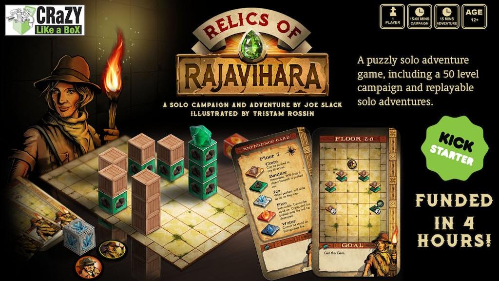 Relics of Rajavihara project video thumbnail