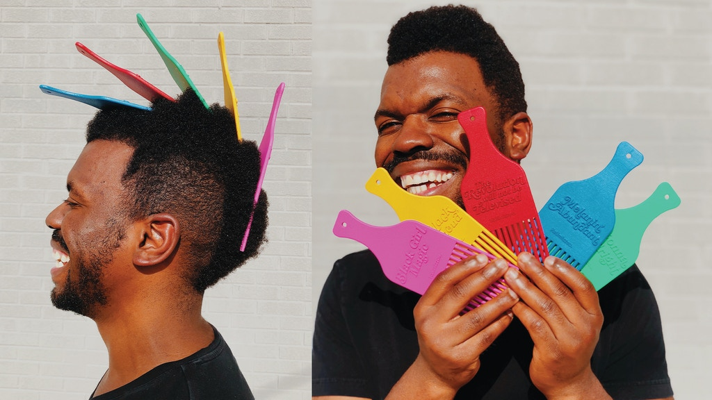 Pick Progress, combs with swagger project video thumbnail