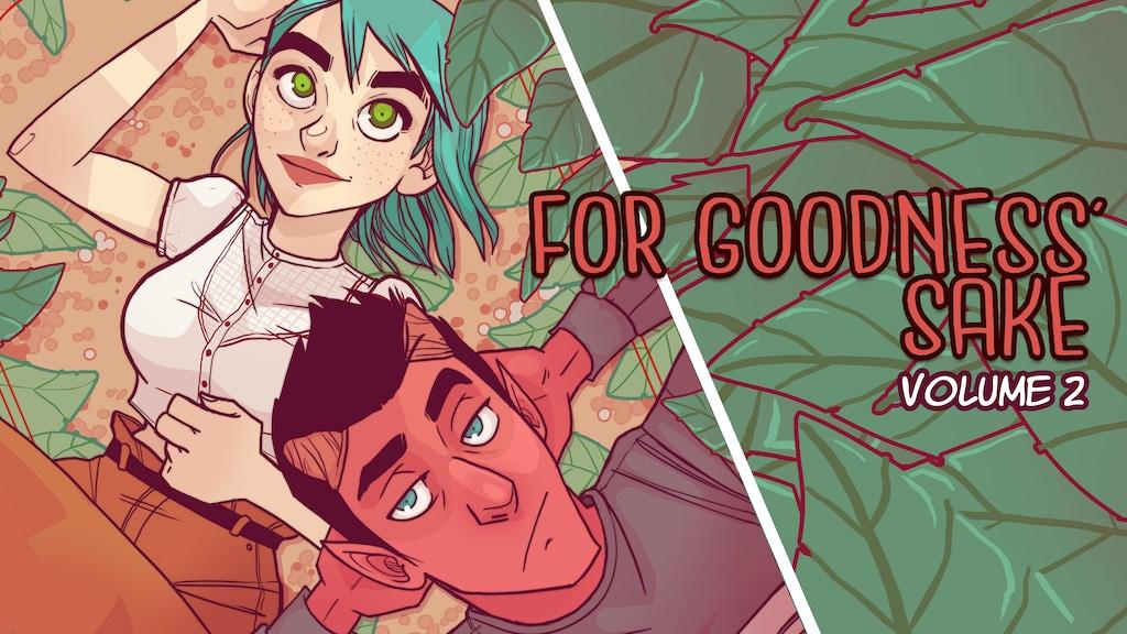 FOR GOODNESS' SAKE: Volume 2 project video thumbnail