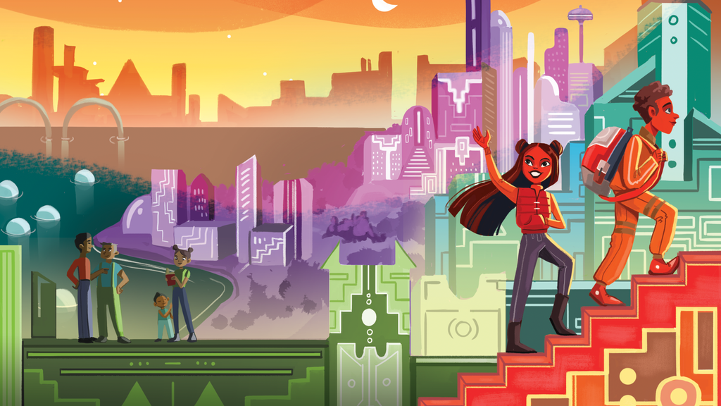 Mañana: Latinx Comics From the 25th Century project video thumbnail