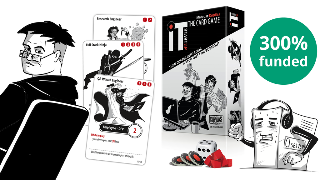 IT Startup - The Card Game project video thumbnail