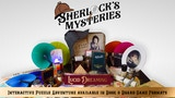 Sherlock's Mysteries: Interactive Puzzle Adventure thumbnail