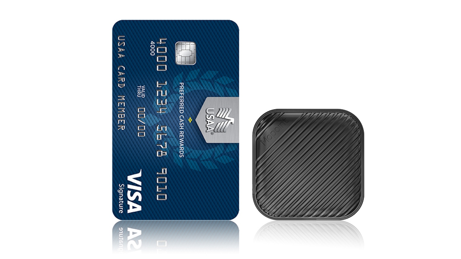 1/2 credit card size 65W charger, fast charges 3 devices: laptop, tablet, smartphone (2 x USB-C, 1 x USB-A) at the same time