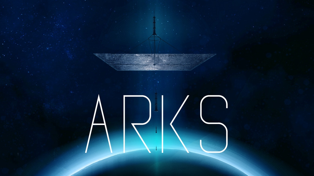 ARKS // ACTION SCI-FI HORROR COMIC // ISSUE #1 project video thumbnail