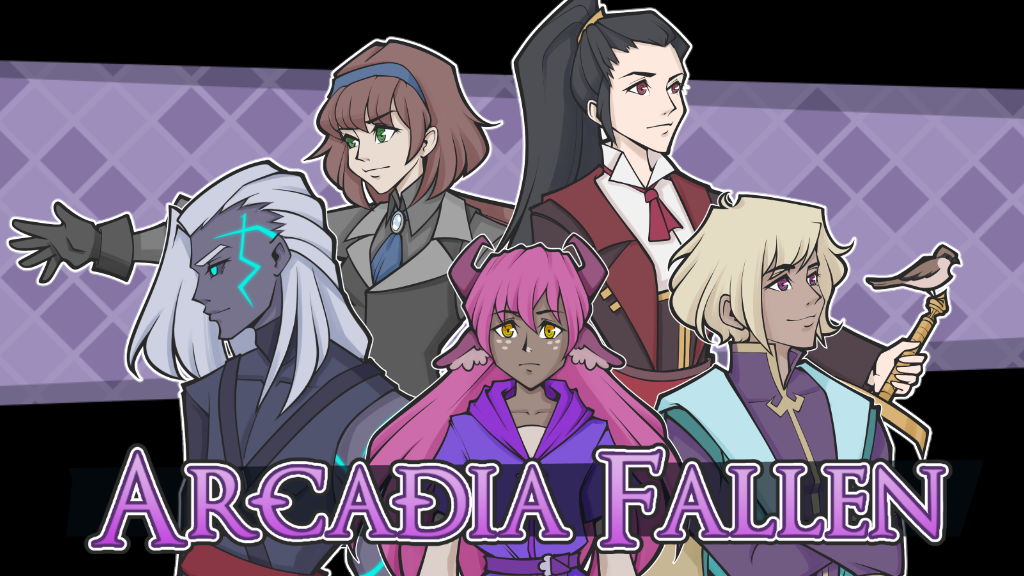 Arcadia Fallen: A Roleplay Visual Novel project video thumbnail