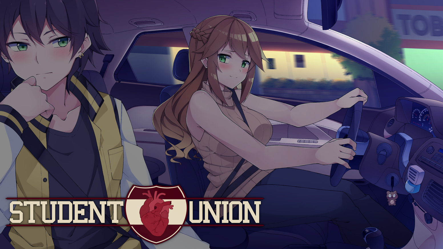A full-length Visual Novel and dark drama in which subtle choices make deep impacts.