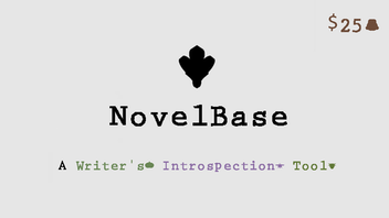 NovelBase - The Future of Novel Writing