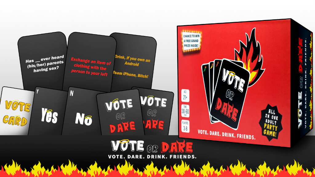 Vote Or Dare project video thumbnail