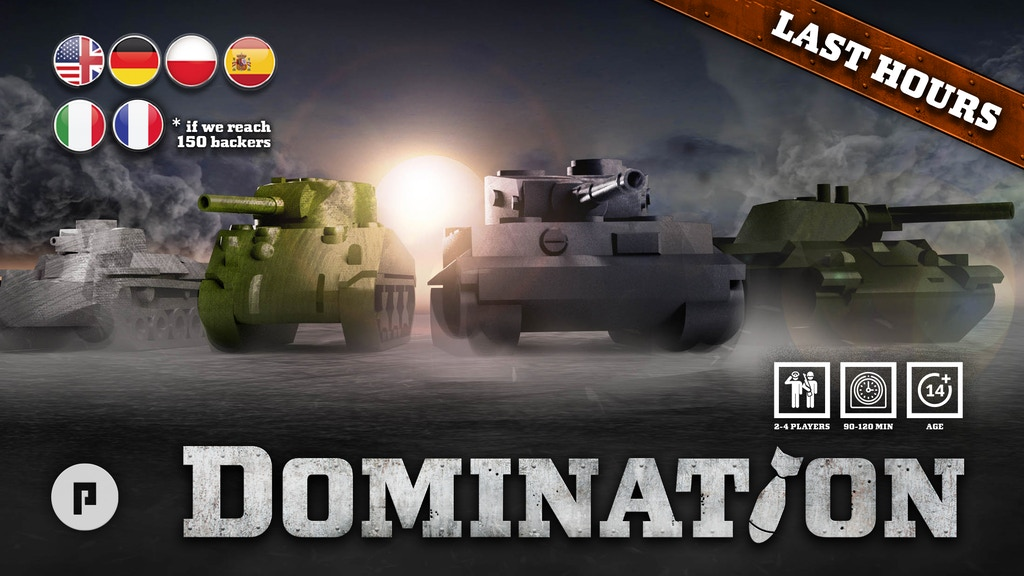 Domination project video thumbnail