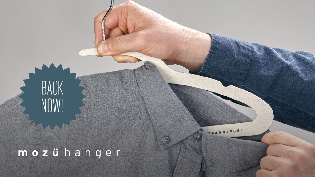 Mozu Hanger - Innovative, Eco-Friendly Clothing Hangers
