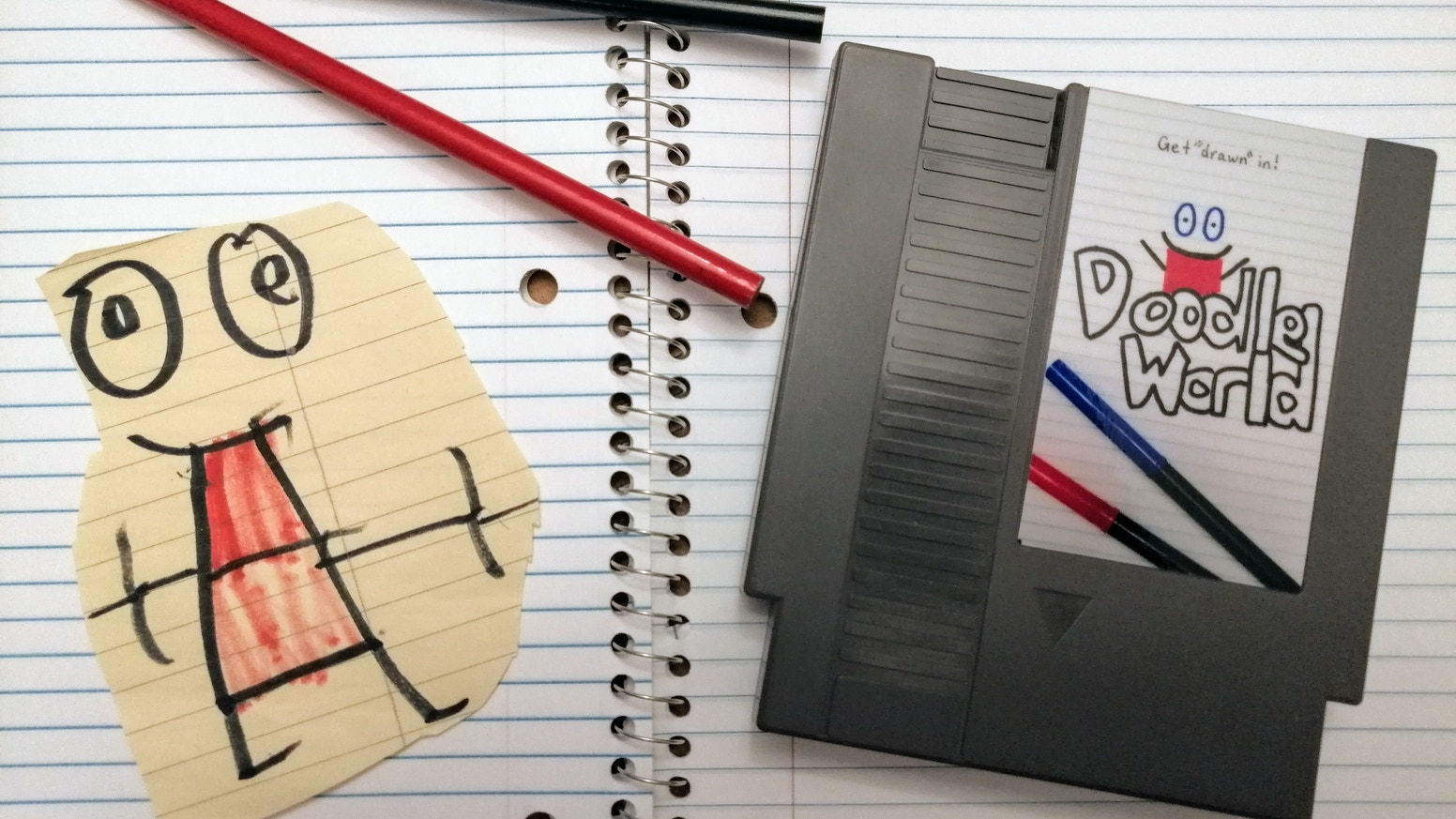 An all new side-scrolling platformer for the NES!