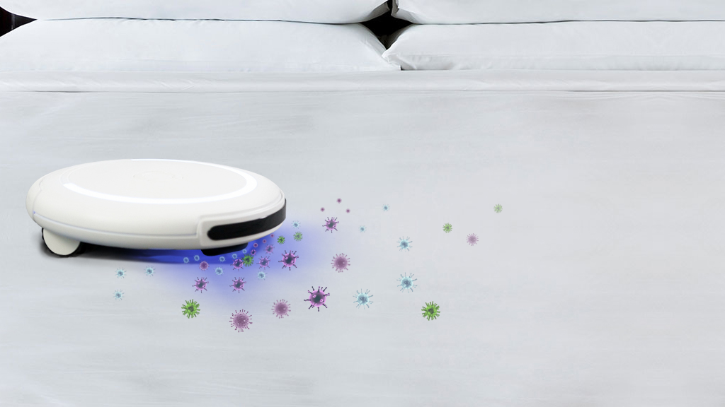 Z4E0: An Auto UVC Disinfection & Vacuum Cleaning Robot