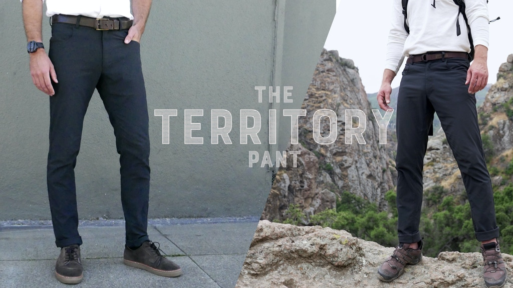 The Territory Pants project video thumbnail