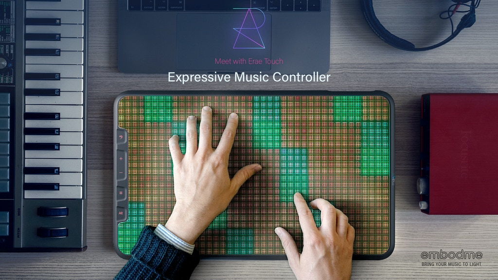 Erae Touch: the Expressive Music Controller.