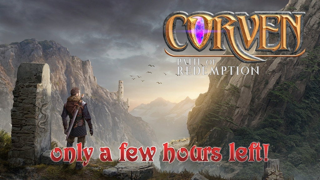 Corven - Path of Redemption project video thumbnail