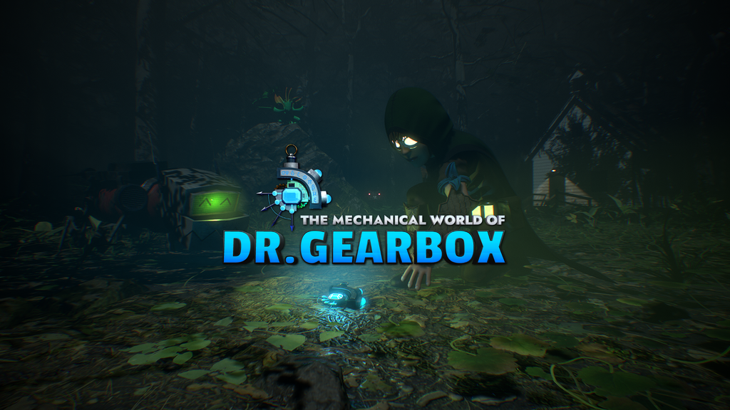 The Mechanical World of Dr. Gearbox project video thumbnail