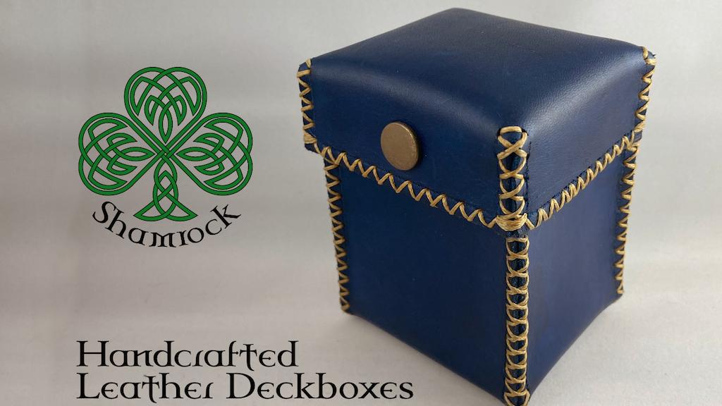 Shamrock Deckbox project video thumbnail
