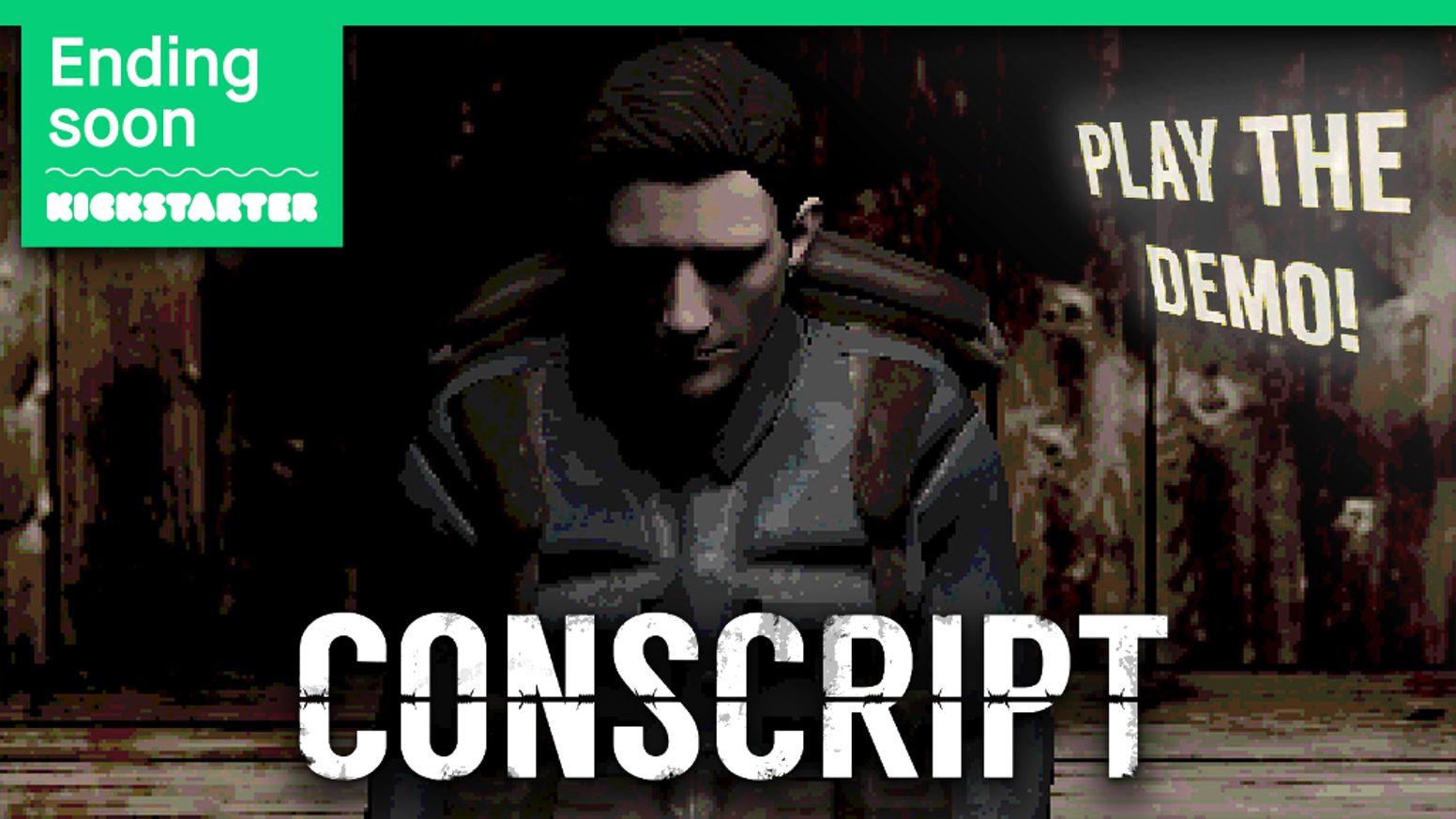 Classic survival horror set during the First World War.