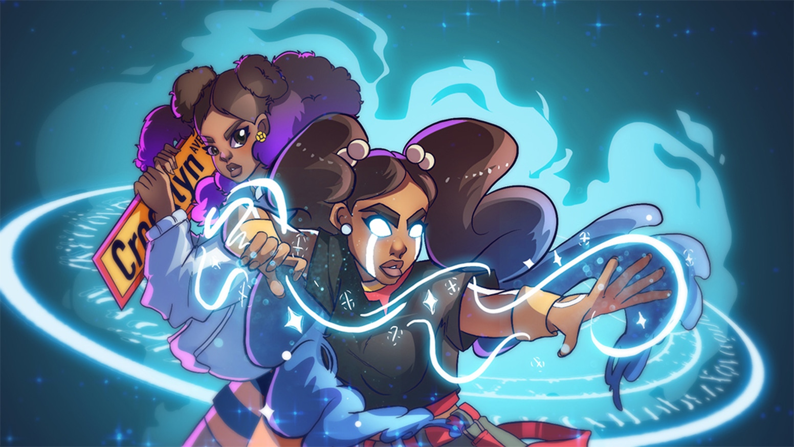 A journey about 5 girls who travel the world to battle giants, scientists & navigate personal differences to save the world!