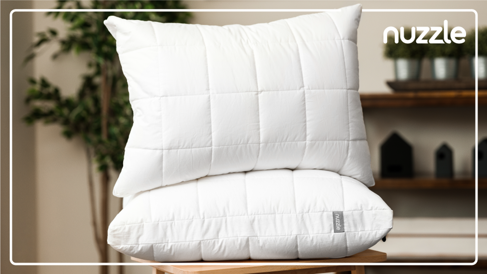 One pillow for every sleeping position. With Nano-coil and astronaut-inspired tech, you can now totally customize your sleep.
