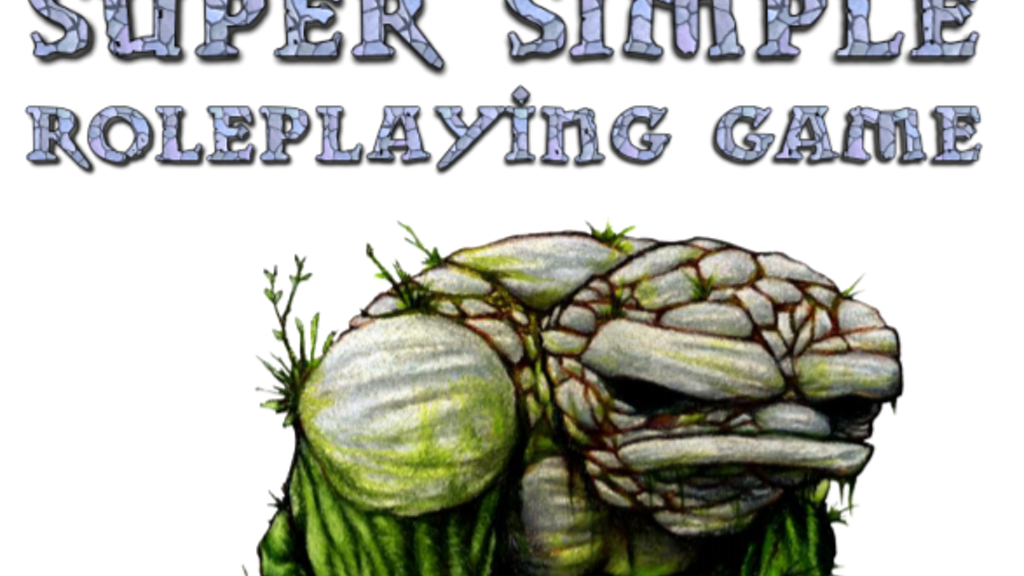 Project image for Super Simple Roleplaying Game