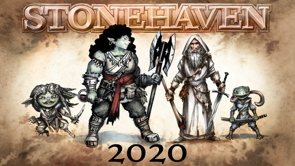 Stonehaven Adventurers 2020 project video thumbnail