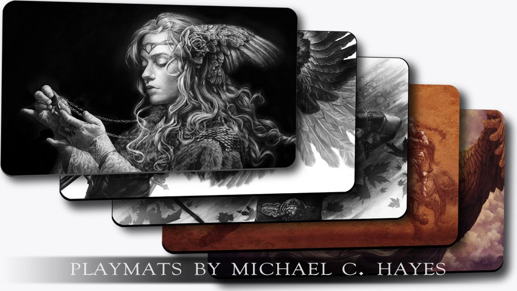 Project image for Playmats by Michael C. Hayes