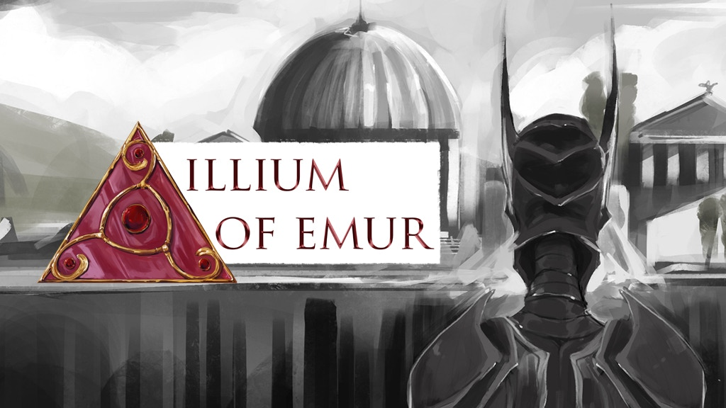 Project image for Illium of Emur: Issue One