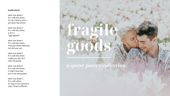 Fragile Goods - An LGBT Poetry Collection