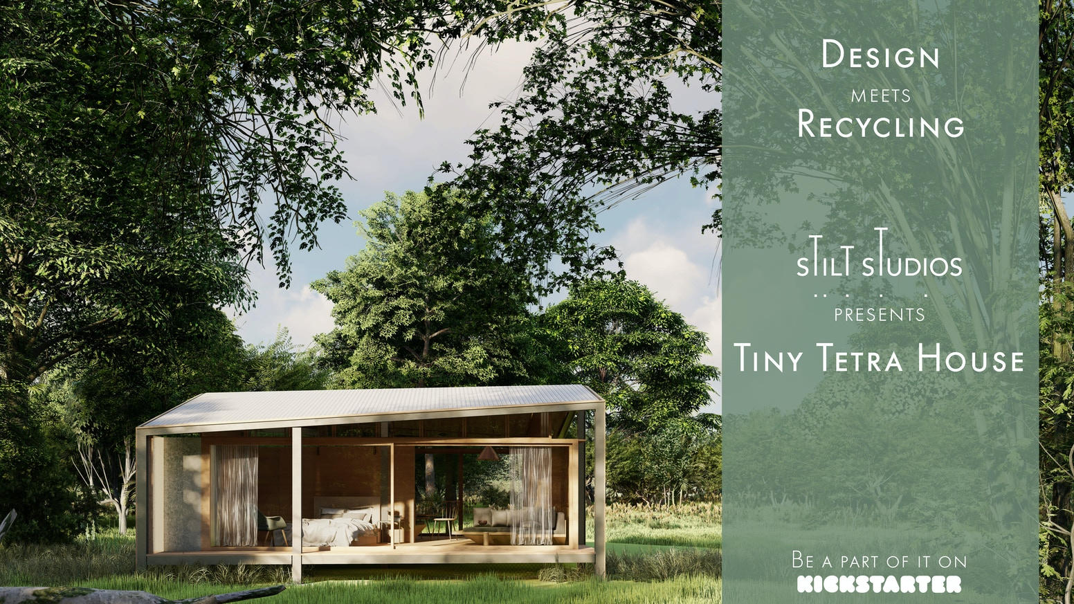 Stilt Studios Presents: Tiny Tetra House